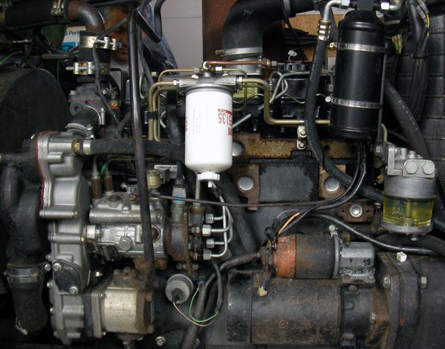 Perkins Motorjav T S Hegyalja Hidraulika